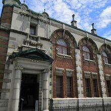 旧唐津銀行本店