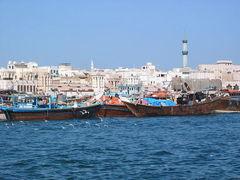 アラブ初体験−ドバイの自然と町−