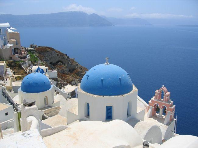 2004年オリンピックが開催される<br />ギリシャに行ってきました。<br />アテネとサントリーニ島7泊9日の旅。<br />世界遺産やエーゲ海の素晴らしさを<br />ぜひチェックしてみてくださいね♪<br />【4日目】サントリーニ島 <br />★4日目PART2もあります~★