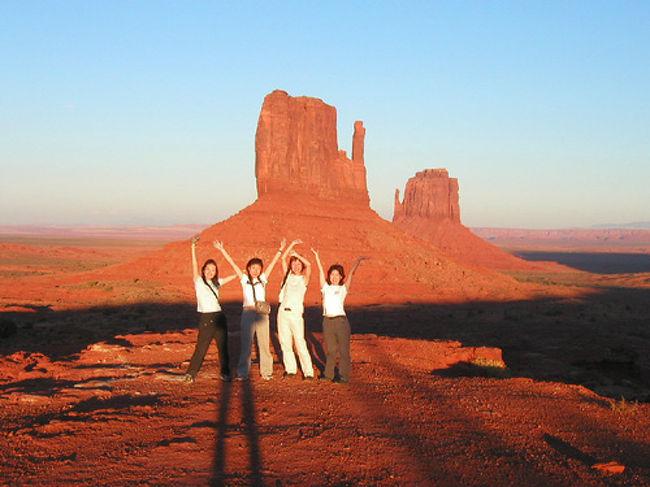 20代ピチピチの日本人女子が無謀にも挑戦した、グランド・サークル3000km走破の旅!名だたるアメリカ国立公園をまわる、感動感動、また感動の旅。(ルート右回り:ザイオン→ブライスキャニオン→アーチーズ→メサベルデ→モニュメントバレー→アンテロープ→グランドキャニオン)