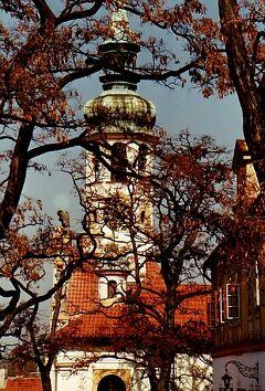 ★ちょっと昔のチェコ −プラハの宿は工事現場