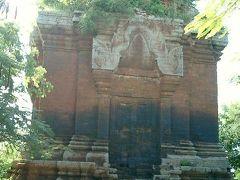 カンボジア訪問記5 「プレアンコールの遺跡」プノン・チソールからアンコールボレイへ