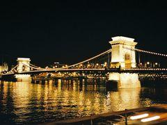 3週間ヨーロピアンイーストパスで行く4か国周遊1人旅No.4<ハンガリー ブダペスト編>王宮の丘散歩とドナウの夜景