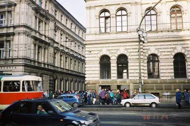 オーストリアを脱出し、無事プラハについた私は、宿を客引きのおばちゃんに任せる事にした。ついて行ったその先で見た宿とは・・・