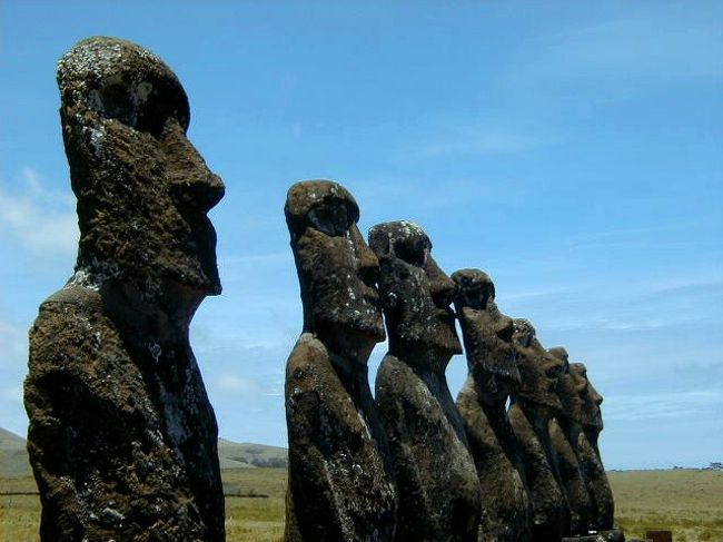 まだまだ、ハネムーンはつづきます。ボラボラ島からタヒチ島へもどり、そしてついにイースター島へやってきた!つづきは、フォートラベルのイースター島旅行記ランキングに参加中の、同名の旅行記をご覧ください!<br />