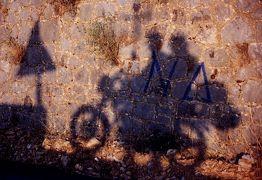 ★ちょっと昔のギリシャ バイク旅(1)アテネ~ペロポネソス半島
