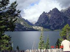 USA Grand Teton 国立公園の旅・・旅いつまでも