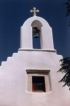 ★ちょっと昔のギリシャ バイク旅(3、完)ミコノス島