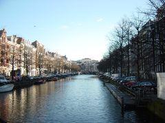 <アムステルダム>急ぎ足で散歩