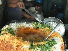 India 4(ブッダガヤ/食べ物)