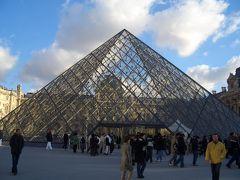 ◆2005年1月◆フランス~ルーブル美術館~◆