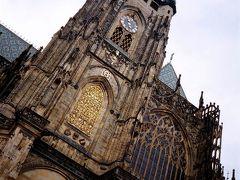 2003年中欧へ母娘旅3/9プラハ城~ストラホフ修道院