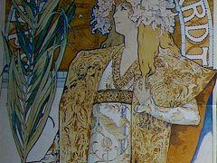 2003年中欧へ母娘旅5/9ムハ美術館~市民会館
