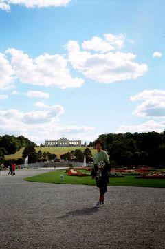 2003年中欧へ母娘旅7/9ウィーン観光1日目