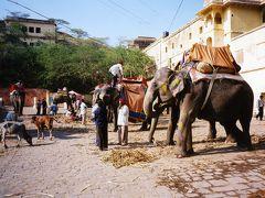 インドの扉 アンベール城