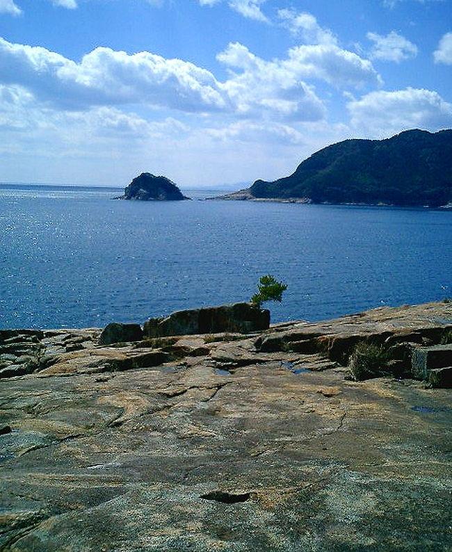 日本の原郷、熊野を目指す。