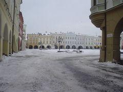 チェコ東部ノヴィーイーチン市