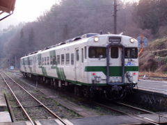 姫新線・芸備線の旅