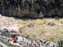 チベット大横断4  麗江→中甸