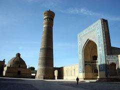 ウズベキスタンの旅?・・旅いつまでも