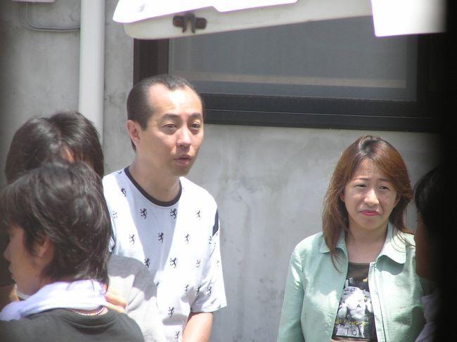 仕事で伊豆諸島の青ヶ島に行ってきました。<br /><br /> 同じ宿に、ソムリエの田崎真也さんが宿泊していました。<br /><br />テレビ朝日の土曜朝の、「旅サラダ」の取材だそうです。