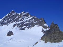 スイスドライブ&ハイキング【5】(ユングフラウ/メンヒ小屋&アイガーグレシャー&アイガートレイル編) 2004年7月