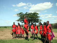 ケニアの旅?・・旅いつまでも