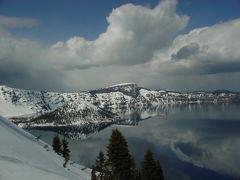 オレゴンの自然(3)【クレーターレイク国立公園】