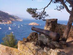 地中海観光:リゾート地:Tossa de Mar (トッサ・ダ・マール)