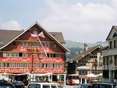 2003年夏スイスパス15を使って【14】エヴェンアルプ、アッペンツェル、ザンクトガレン