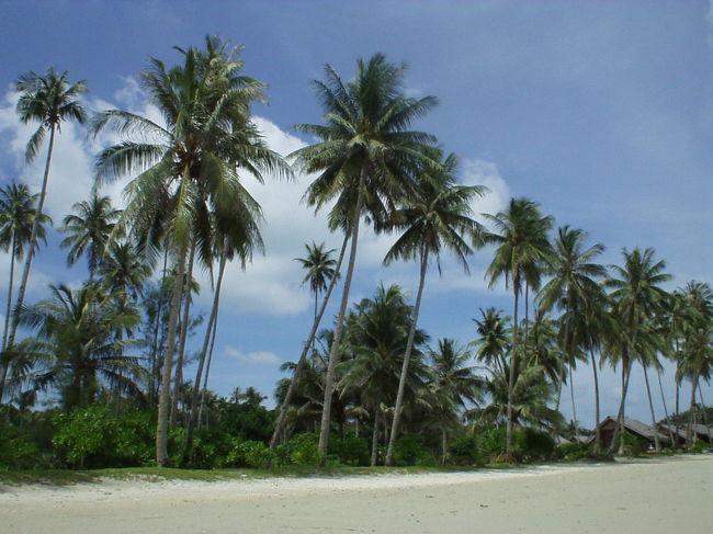 シンガポールから国境をこえてインドネシアのビンタン島へ行きました。<br />