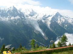 ■スイスの旅 (1) ☆シャモニー ■ Trip of Switzerland   (1) ☆Chamonix