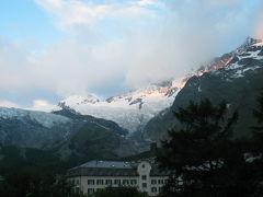 ■スイスの旅 (2) ☆サース・フェー ■ Trip of Switzerland ( 2) ☆Saasfee