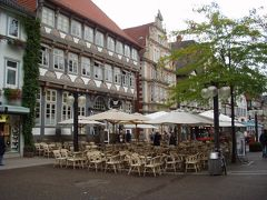 ドイツメルヘン街道 ハーメルン