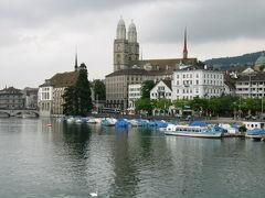 ■スイスの旅 (7) ☆ ブリエンツ⇒チューリッヒ ■Trip of Switzerland (7) ☆brienz => Zurich