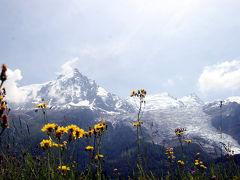 スイスアルプスの旅 ?・・旅いつまでも