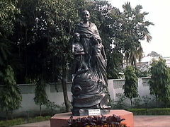 インドの扉 ガンジー博物館