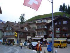 スイスドライブ&ハイキング【1】(アンデルマット滞在編) 2004年7月