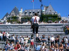 カナダの旅(1)・・人気の西海岸2都市、バンクーバーとビクトリアを訪ねて