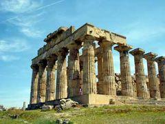 西シチリアに点在する、すばらしい遺跡たち
