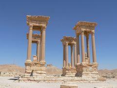 シリアの旅・・世界最古の都市ダマスカスと中東3Pのひとつパルミラ遺跡を訪ねて
