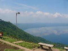 Nicaragua  ニカラグアって面白い(6/16) アポジョ湖(Laguna de Apoyo)