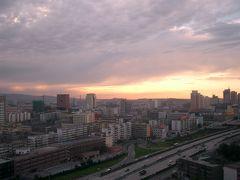 <再編集中>28th:中国・シルクロード周遊10日間(Part15:鳥魯木斉・夕景編)
