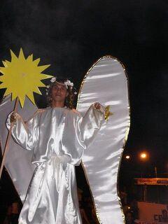 Nicaragua  ニカラグアって面白い(9/16) マナグア クリスマスパレード