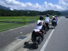 2005年 夏合宿 (8/23・24) 白鳥→宝慶寺→丸岡温泉