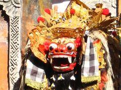 Bali2005魅美-4 ダンス公演【聖獣バロンVs魔女ランダ】☆陽と陰・善と悪・生と死の狭間