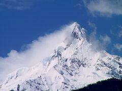 チベット大横断7 梅里雪山