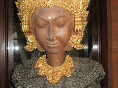 Bali2005魅美12 木彫りの秀作  イダ・バグース・ティレム ☆木を生かし魂を込めた彫像たち