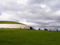 2004夏 アイルランド・スコットランド・イギリス湖水地方の旅4(アイルランド・ニューグレンジ編)