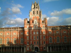 留学 at Royal Holloway